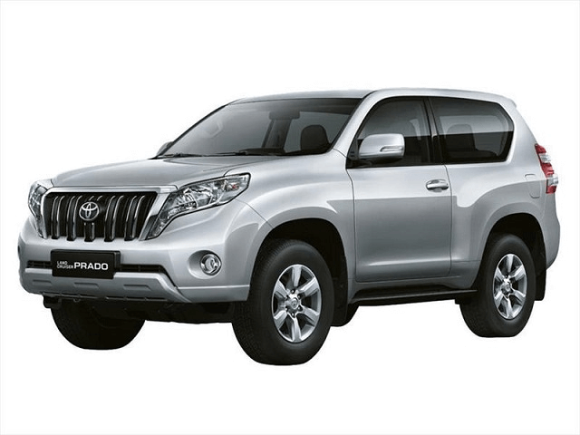 toyota prado price in kenya