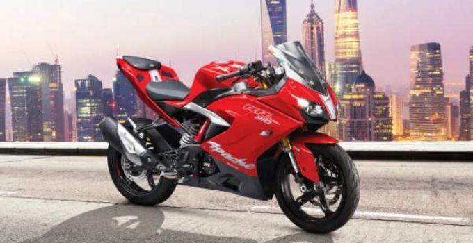 TVS Motorcycle Prices in Kenya [2021]
