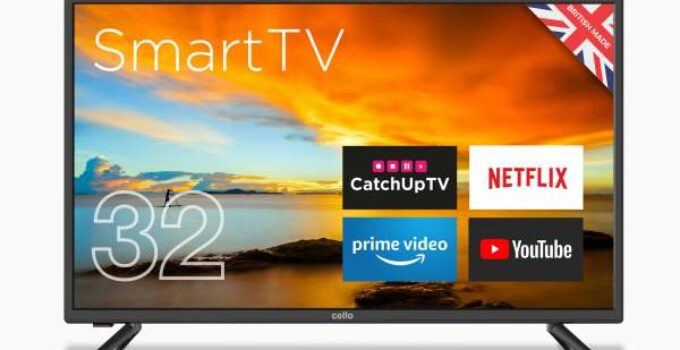 32-inch Smart TV Prices in Kenya