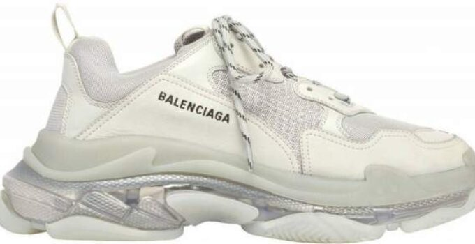 Balenciaga Shoe Prices in Kenya (2021)
