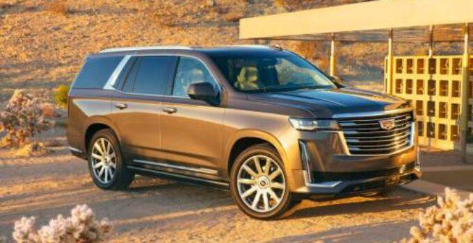 Cadillac Escalade Prices In Kenya