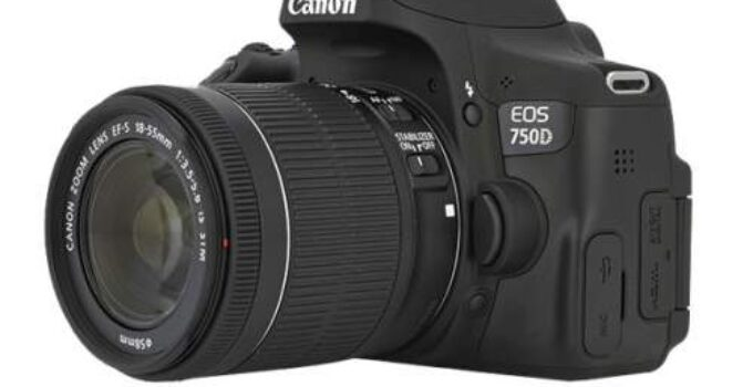 Canon 750D Price in Kenya